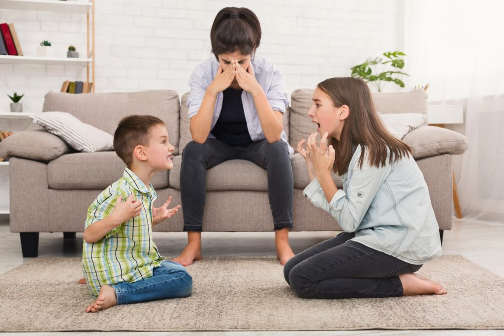 3 Ways to Resolve Conflict When You're Quarantined at Home